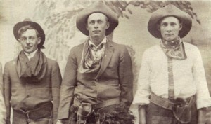 Old-time  Gunslingers