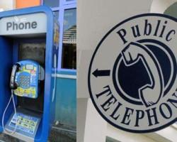 Public Phone Combo