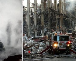 NYC Rescuers 09-11-2001